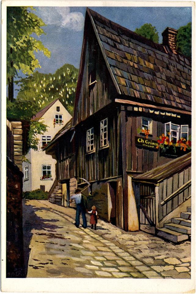 Grimm Schusterhaus