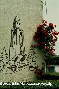 Hainbergturm - Eddersheim/Main