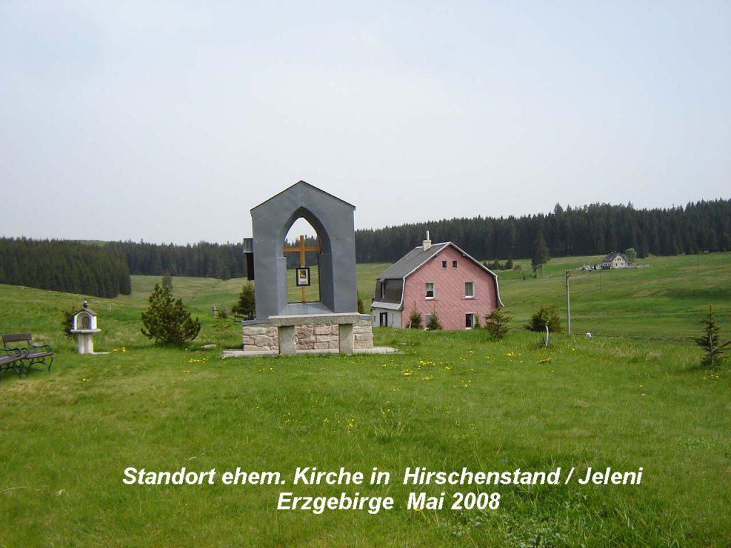 Hirschenstand Fotos - Kirche Mai 2008