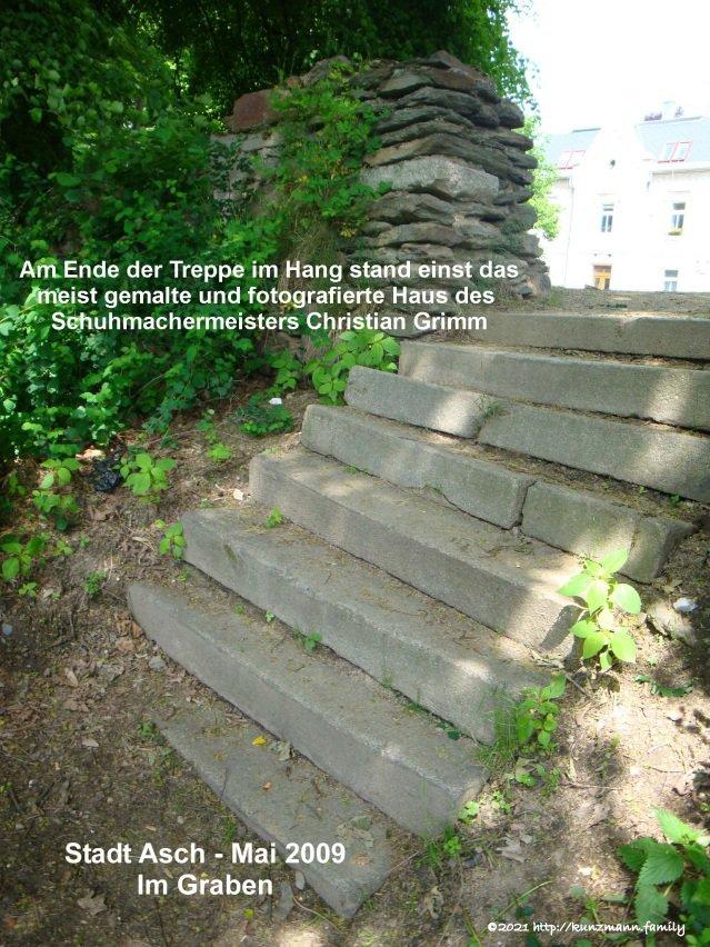 Stadt Asch - Im Graben