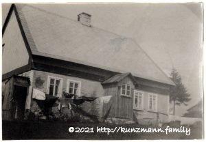 Sauersack - Haus # 3 alt / # 97 neu