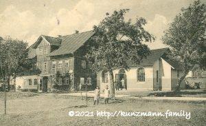 Sauersack - Gasthaus Gemütlichkeit von Ernst Gesell - Haus #13 alt / #123 neu