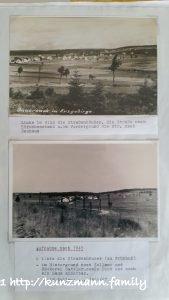 Sauersack - Dorfansichten nach 1945