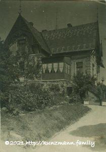 Villa Kunzmann - Neudek